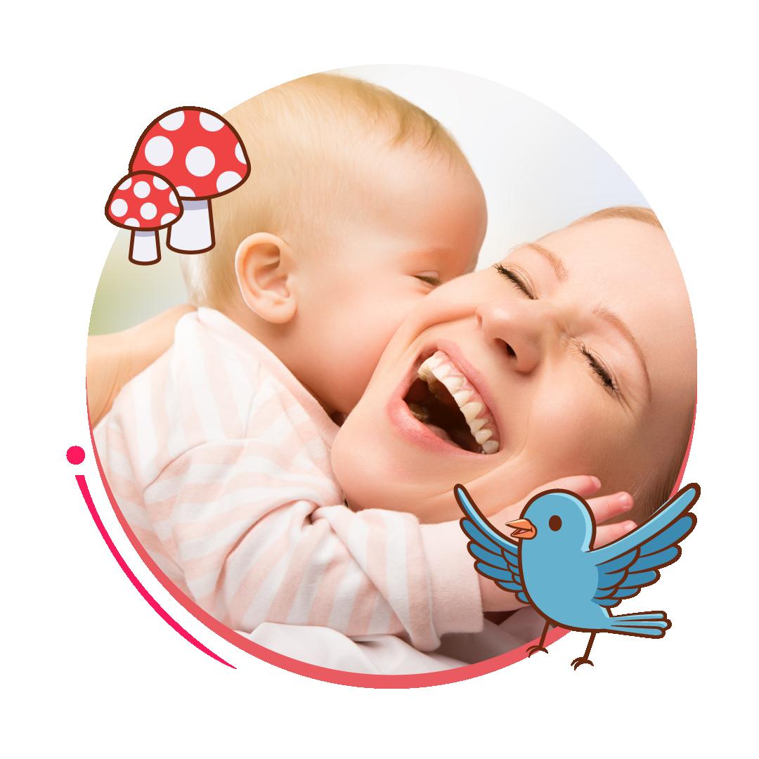 Haz del primer 'feliz día mamá', un día inolvidable